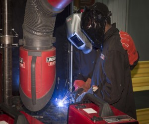 Boy Scouts Welding Merit Badge