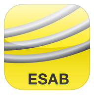 ESAB Set Up App Logo