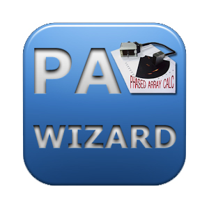 Phased Array Wizard logo