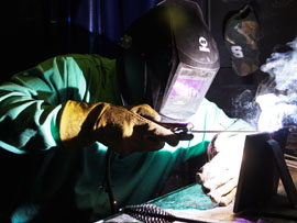 Veterans Welding Training Program American Welding