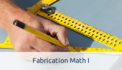 Math Fabrication I