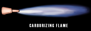 Carburizing Flame