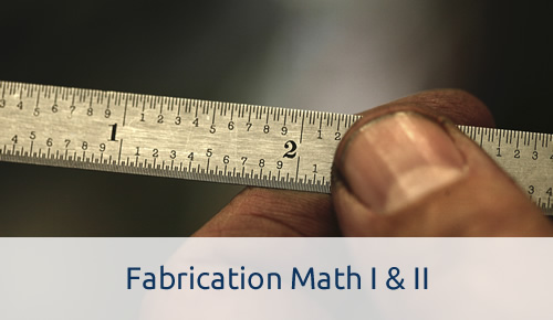 Welding Fabrication Math Courses - Online Welding Education