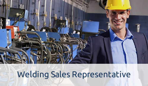 Certified Welding Sales Representative - Online Welding Education