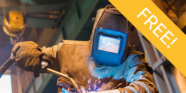 AWS Learning Welding Safety Course is now Free!