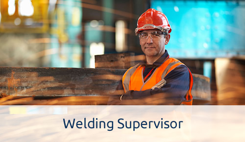 Welding Supervisor Seminar - Online Welding Education
