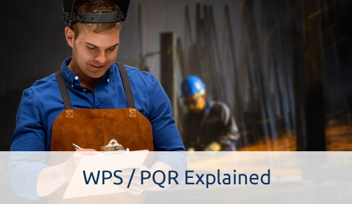 Welding Procedure Specifications / PQR Explained - Online Welding Education