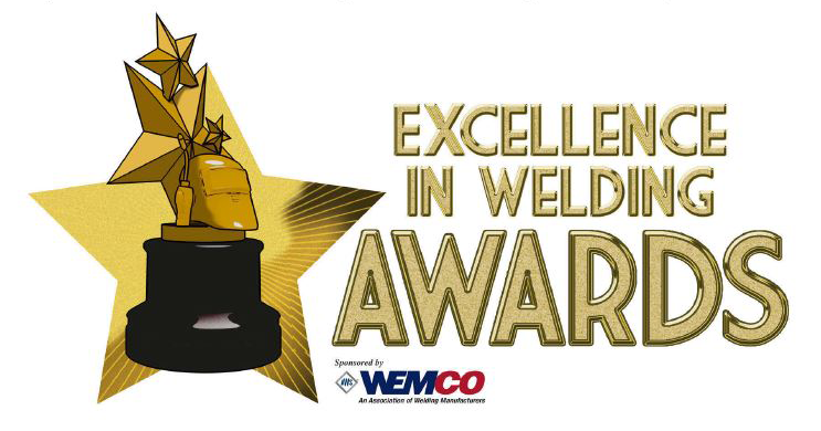 Excellence in Welding Awards LOGO