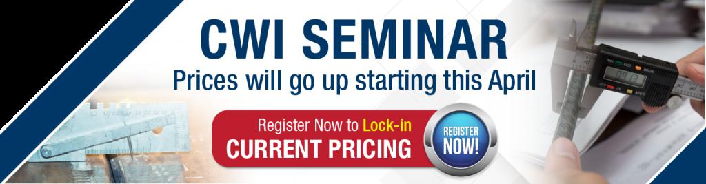 CWI Seminar