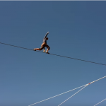 Tightrope Welder Video Image