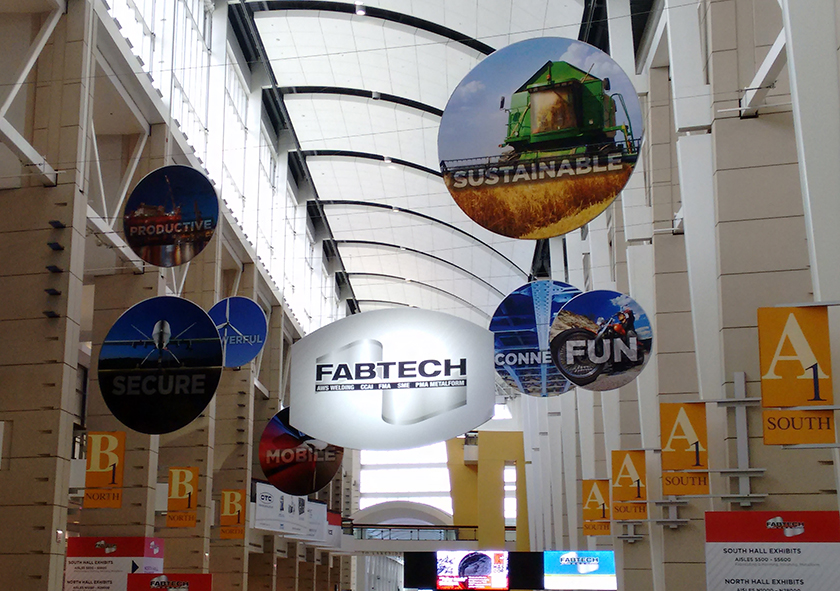 FABTECH is North America's largest metal forming, fabricating, welding and finishing event. Every year academic and industry leaders meet to share and learn about the latest technological advancements in manufacturing.
