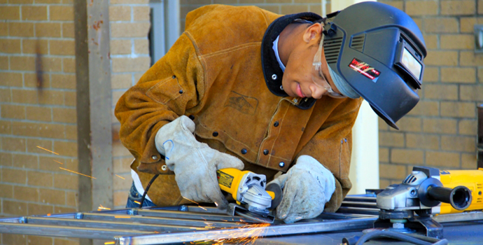 Enhancing Welding Ed through Community 1BLOG IMAGE