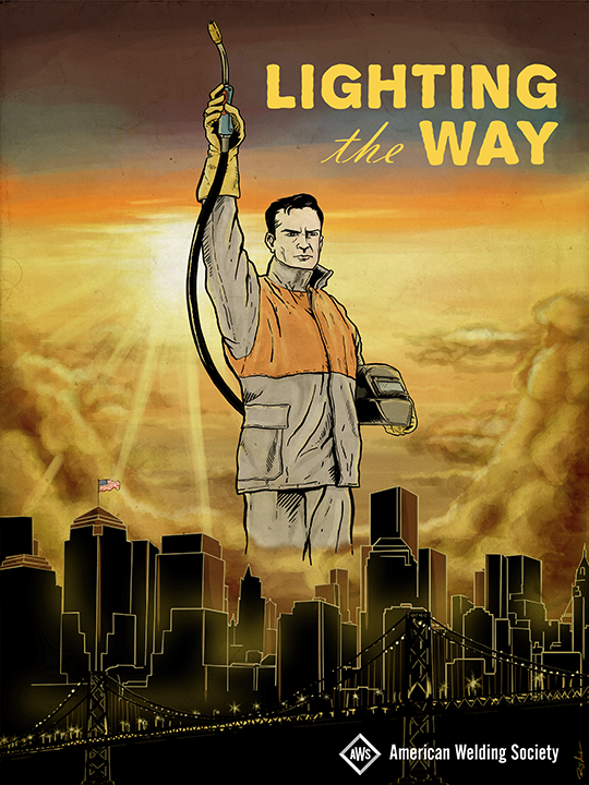 Light The Way Poster-SMALL