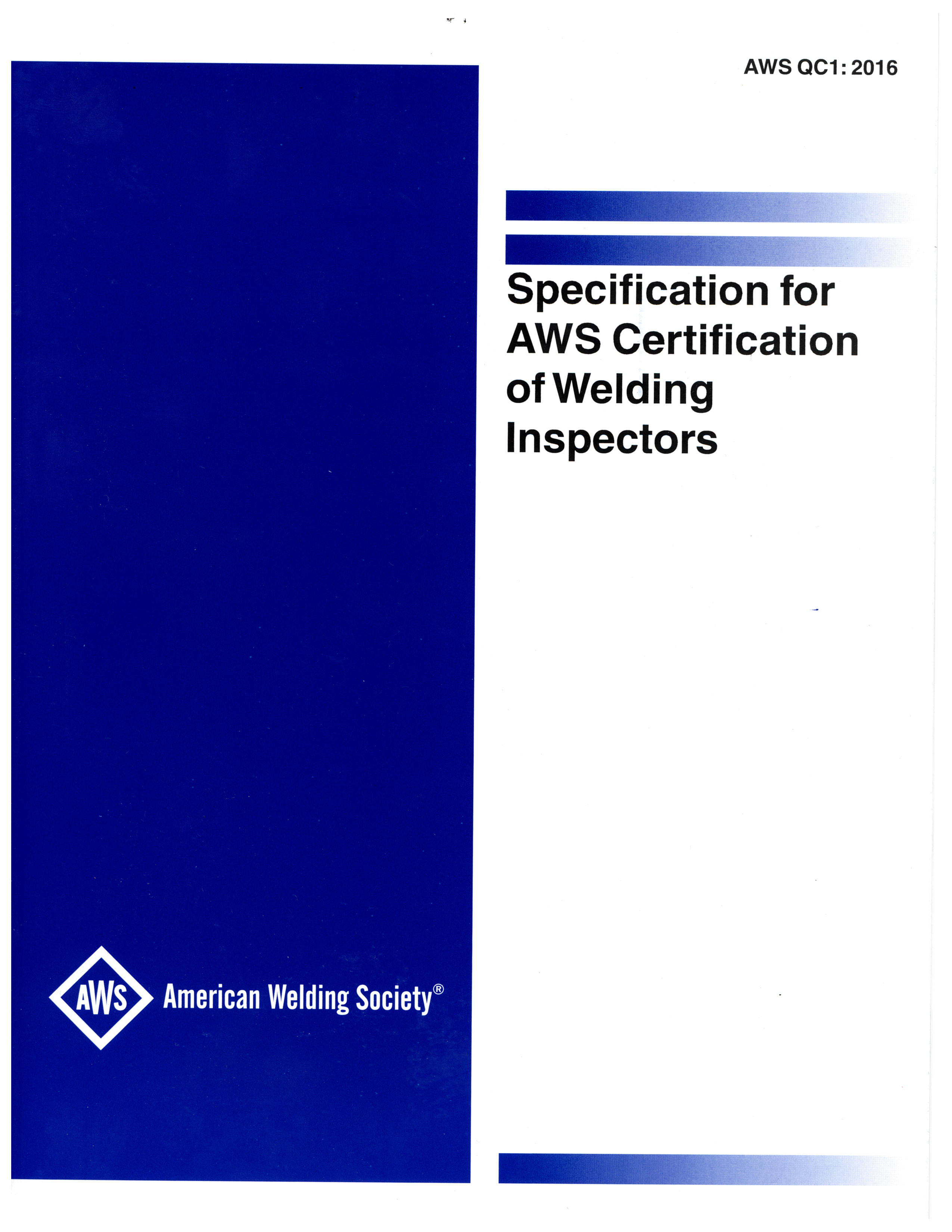 How Does The New Aws Qc1 Affect Cawi Cwi Scwi Certification Pt1