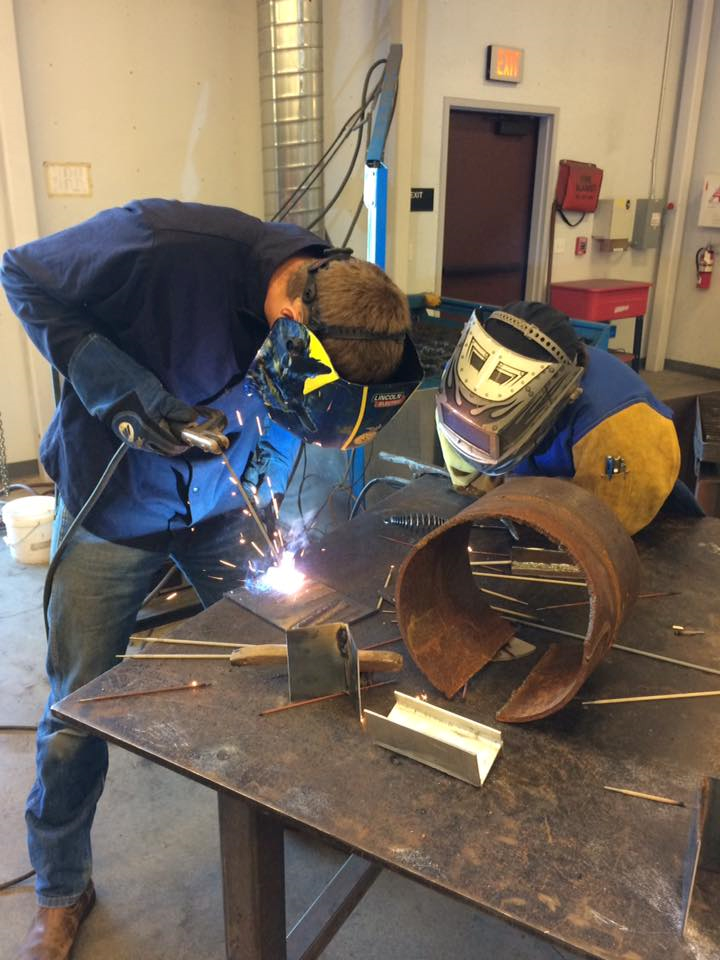 Welding Team Earns Titles and Real Life Opportunities ...