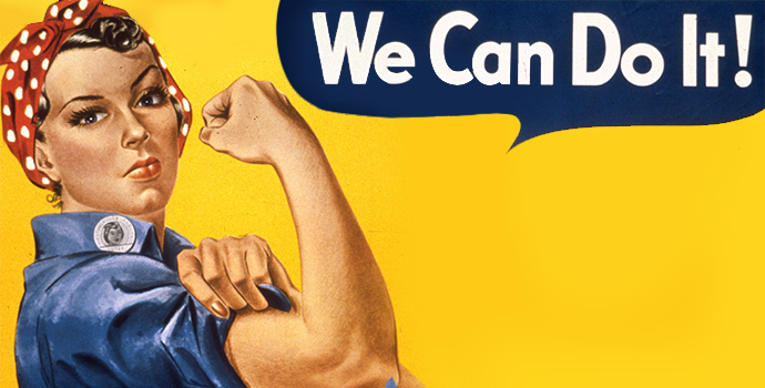 Loss of a Legend: Inspiration for Rosie the Riveter has