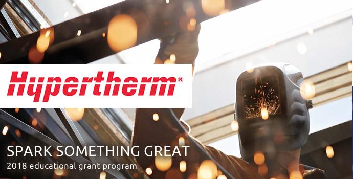 Hypotherm Education Grant Program