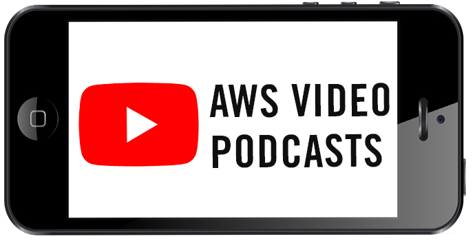 New AWS Learning Podcasts