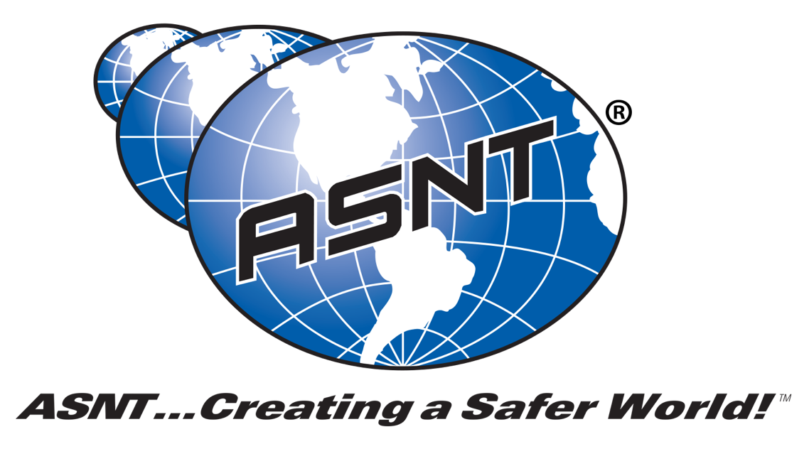 ASNT...Creating a Safer World!