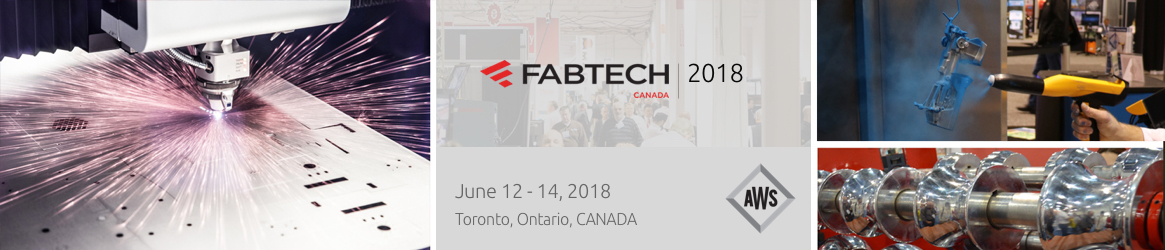 2018 FABTECH Canada Conference
