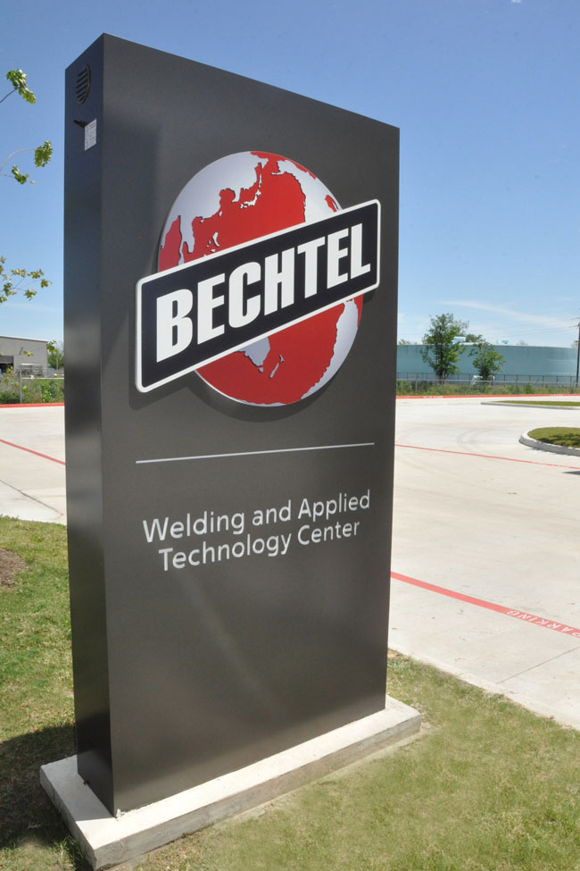 Bechtel Welding Center