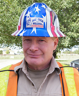 Brent Boling, Arc-Tech Welding/Arc-Tech Inspections