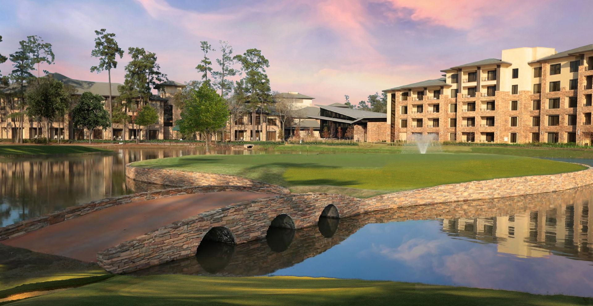 Woodlands Resort Texas