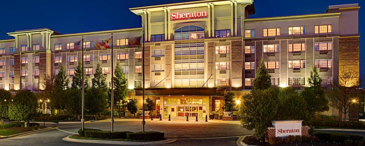 Sheraton Rockville