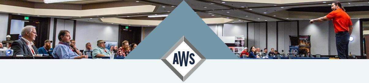 AWS Welding Summit 2019