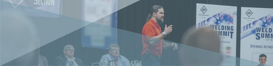 Welding Summit 2019