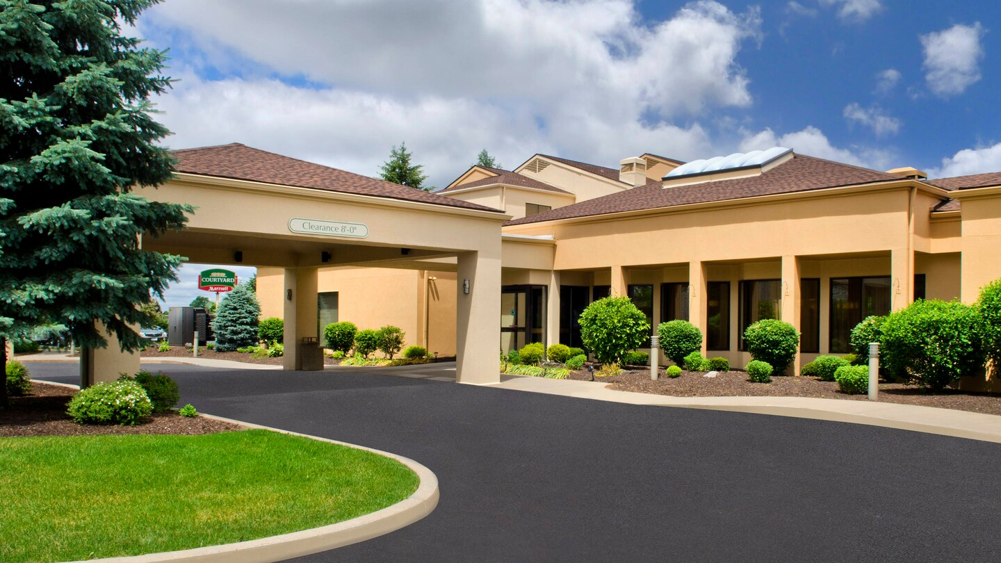 Courtyard Marriott Syracuse