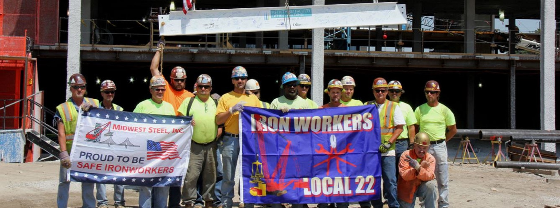 Ironworkers Local Union 22