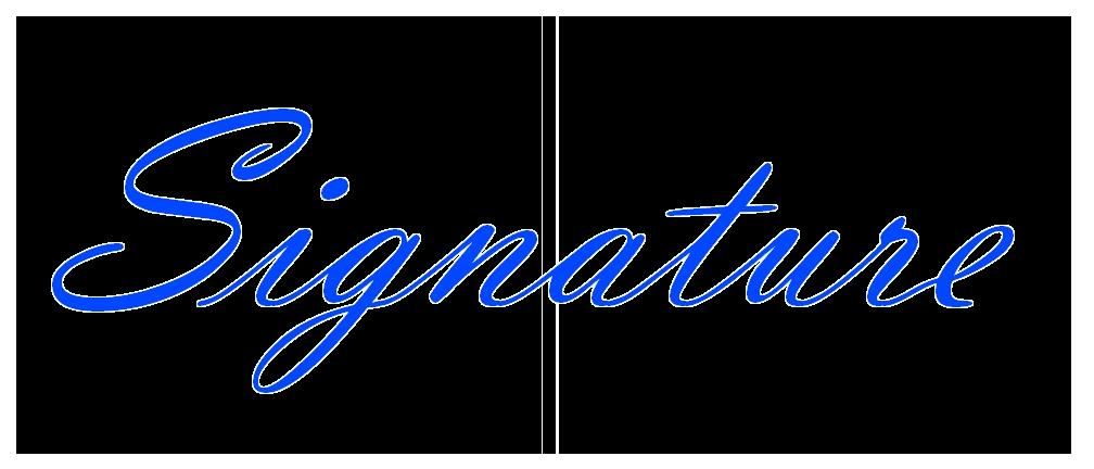 Signature Vaccuum