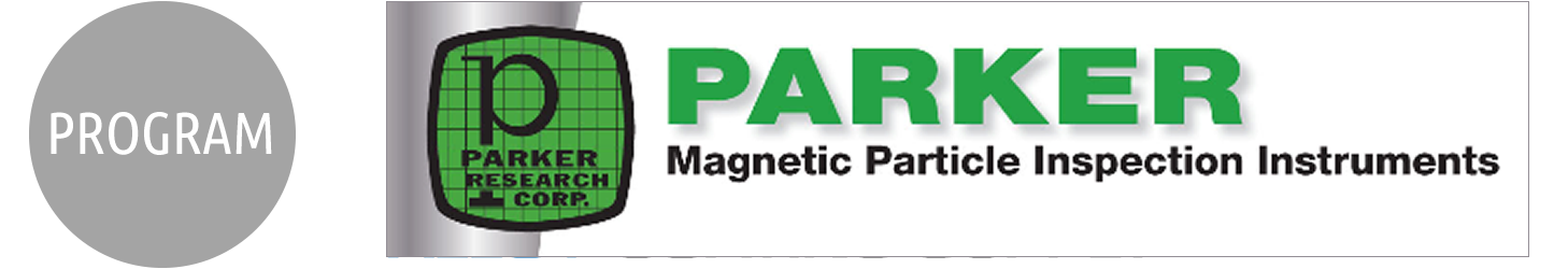 Parker Magnetic Particle Inspection Instruments