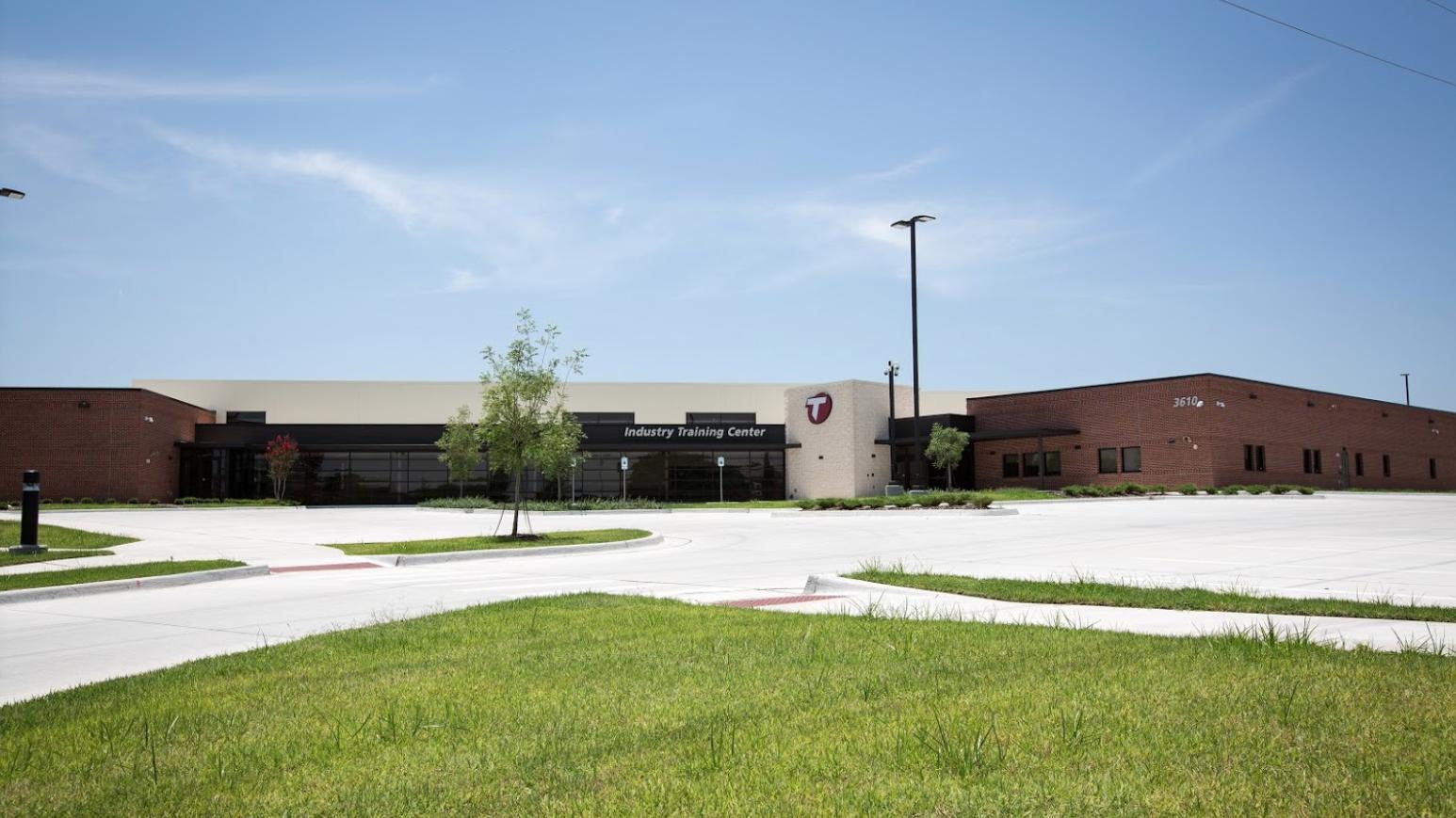 Tulsa Tech Exterior