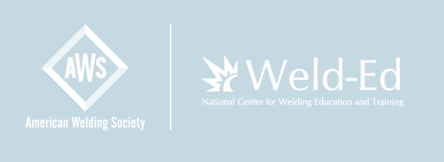The American Welding Society and Weld-Ed