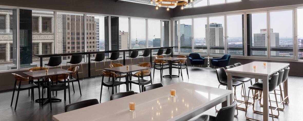 Hotel Saint Louis Bar
