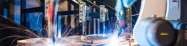 Cobots for Automated Welding