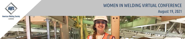 Women in Welding Conference August 2021