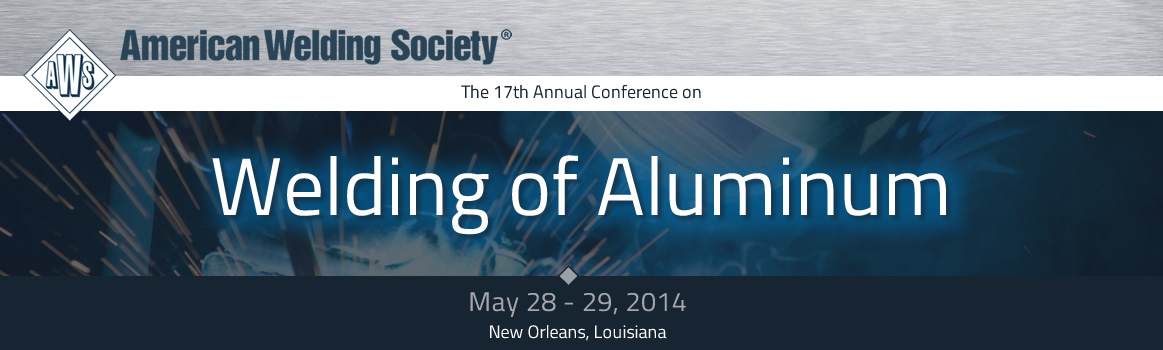 Welding of Aluminum Conference