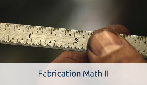 Math Fabrication II